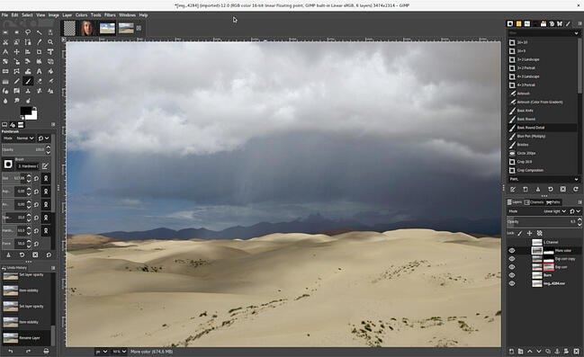 GIMP 网页设计软件